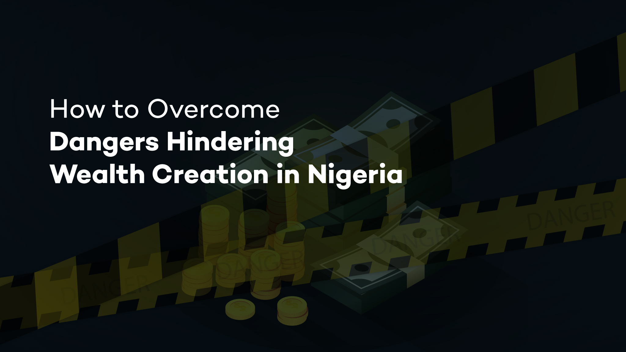 wealth creation in Nigeria